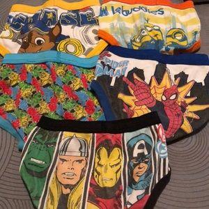 Other - Toddler boys underwear